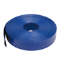 Blue PVC Lay Flat Discharge Hose